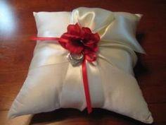DIY Wedding Ring Bearer Pillow  DIY Ringbearer Pillow