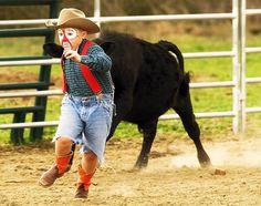 Run little clown