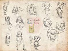 children's sketches