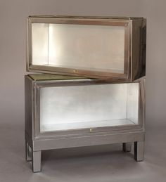Stacking Metal Barristers Book Case image 5