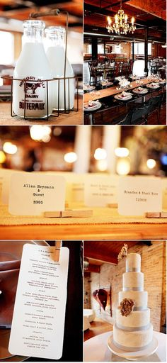 Eclectic Chicago Wedding by Robert Wojtowicz Images on smp