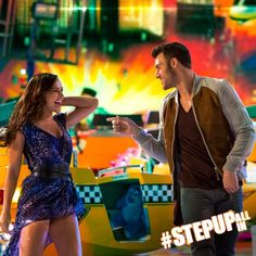 Andy and Shawn in Step Up All in!