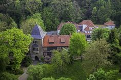 Burg Schaumburg, Germany Places To Travel, Germany, Mansions, House Styles, Home Decor, Destinations, Holiday Destinations, Luxury Houses, Interior Design