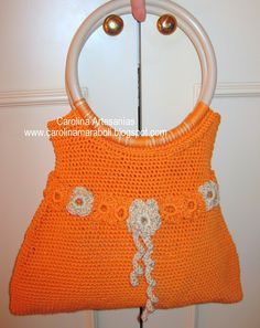 Crafts Showcase Carolina (store): Purses / Bags Crochet