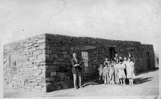 mora county, new mexico | San Miguel County, New Mexico -- Río Mora school