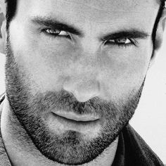 "Adam Levine, those eyes say, ""remember that naked picture of me???""  Oooh, YES I do!"