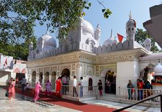 Mansa Devi temple is a hindu temple which is situated in Panchkula.