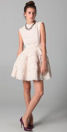camilla and marc Dash Layered Dress