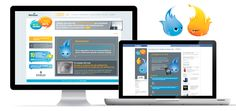 Consejos Monóxido. Diseño y gestión de micrositio y redes sociales, para MetroGAS.