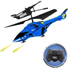 Air Hogs RC SharpShooter, Blue