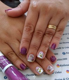 Stampin' Up UK Demonstrator Monica Gale, helps you unleash your creative side. Fun Nails, Stampin Up, Nail Designs, Lily, Nail Art, Creative, Inspiration, Beauty, Manicures