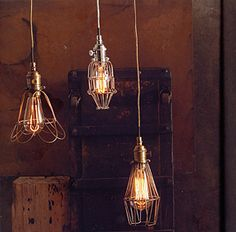 Roost pendant light