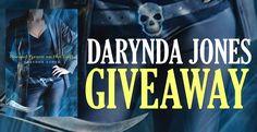 #Fantasy #Giveaway – Win Any #DaryndaJones Novel! #kindle #amreading