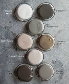 Pure and Original Chalk and Lime Paints - available via i gigi general store - as seen on linenandlavender.net - http://www.linenandlavender...