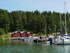 Kastelholm guest harbour , Åland #sailing #segling #purjehdus #satama #vierasvenesatama #harbour
