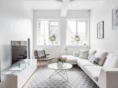 Wohnzimmer 20 Qm Einrichten ecksofa cucita eckteil rechts loft style interiors and lofts