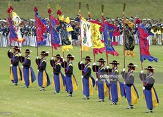 Image result for South Korean honor guard