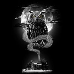 'the watcher' is a T Shirt designed by dzeri29 to illustrate your life and is available at Design By Humans