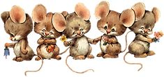 Toys Cartoon Vintage Dolls Ideas For 2019 Illustration Mignonne, Cute Illustration, Animals And Pets, Baby Animals, Cute Animals, Animal Drawings, Cute Drawings, Mouse Pictures, Country Bears