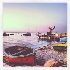 seaside sunset #latonaplus #photography #nature #sea #water #webstagram #statigram #instagood #sunset