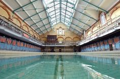 Manchester's Victoria Baths opened its doors earlier this month for a public swim for the first time in 24 years.