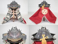 Antique samurai kaji kabuto and kaji/hikeshi shikoro. Japanese Art Samurai, Japanese Mask, Japanese Costume, Japanese Warrior, Samurai Weapons, Samurai Helmet, Samurai Armor, Real Samurai, Fire Costume
