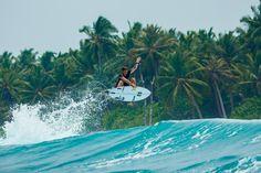 Photo of the Day: Jack Freestone, Indonesia. Photo: Carey