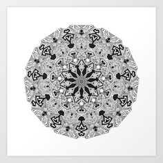 Collect your choice of gallery quality Giclée, or fine art prints custom trimmed by hand in a variety of sizes with a white border for framing. Fine Art Prints, Mandala, Gallery, Frame, Picture Frame, Roof Rack, Art Prints, Frames, Mandalas
