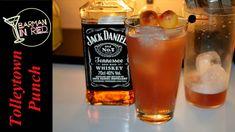 Bebidas con Jack Daniels - Coctel Tolleytown Punch