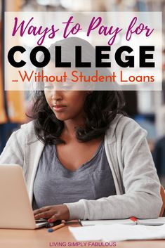Borrowing loan for college these days seems all but inevitable for everybody but the most affluent individuals. Best Student Loans, Private Student Loan, Federal Student Loans, Paying Off Student Loans, Student Loan Debt, Grants For College, Financial Aid For College, Online College, Scholarships For College