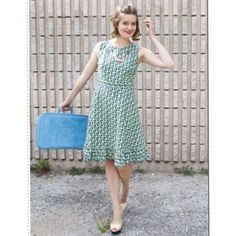 Modcloth Geometric Dress
