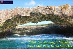 While Vacationing in Vallarta, Don't Miss Pass On Las Marietas  #Puertovallartaprivatecharter, #luxuriousboatcharter #boatcharters #puertovallarta #yachtcharters #charters