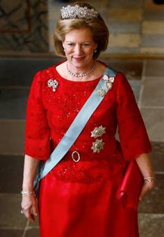 Queen Anne-Marie of Greece | Former Greek Queen Anne-Marie arrives for the wedding of Denmarks ...