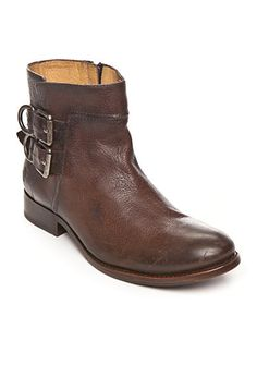 Frye Molly D Ring Short Boot