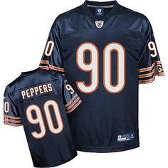 3af40448d 2010 NFL Chicago Bears 90 Blue
