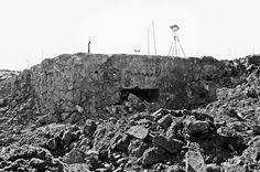 The demolition of an early part of Hitler's bunker revealed significantly...