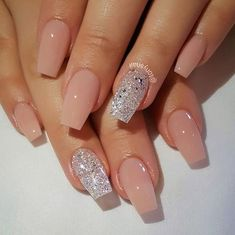 Decking your nails out in seasonal and patterned designs is fun, but there's nothing more chic and timeless than a classic nude manicure. But if you occasionally want to give your manicure an understated punch, pale nails aren't limited to one solid
