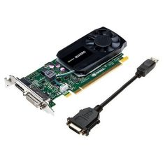 Leadtek nVidia Quadro K620: PCIe X16 Workstation GPU, 2GB 128-Bit GDDR3, 384 CUDA Cores, Quadro Mosaic, 1x DVI-I, 1x DisplayPort 1.2, Port AdaptorsScalable geometry architecture, Hardware Tessellation, FXAA/TSAA Antialiasing, Bindless Textures, Shader Model 5.0 (OpenGL 4.4 and DirectX 11), Up to 16K x 16K Texture/RenderTransparent Multisampling/Supersampling, 16x Angle independent AF, 32-bit FP Texture filter/blend, Dedicated H.264 Encoder, Blu-ray Dual-stream hardware acceleration, Quadro… Geometry Architecture, 128 Bit