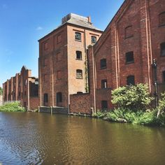 Industrial buildings, Birmingham