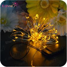 Fashion Promotion Hot Sell CR2032 Battery Operated Led String Lights, View Hot Sell CR2032 Battery Operated Led String Lights, ES Product De...