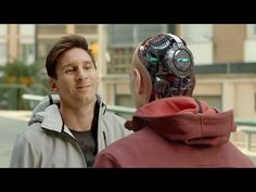 The Robot Of Lionel Messi | Commercial - YouTube