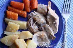 Slow Cooker Pork Roast & Gravy