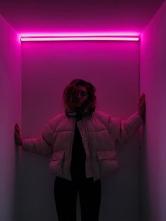 #aesthetic #pink #neon