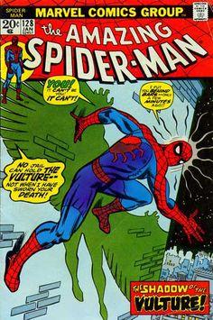 SpiderVillain.com - The Amazing Spider-Man #128