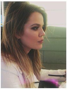Khloe Kardashian contour