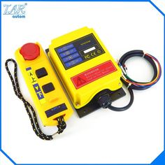 88.86$  Buy now - http://ali4bv.worldwells.pw/go.php?t=32775183802 - AC 220V Industrial remote controller switches Hoist Crane Control Lift Crane 1 transmitter + 1 receiver 88.86$