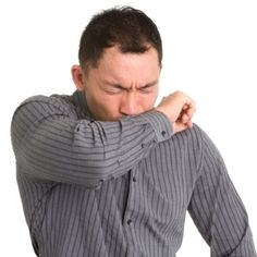 How far can a cough travel?