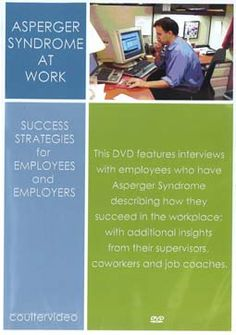 Asperger Syndrome At Work: Success Strategies for Employees and Employers