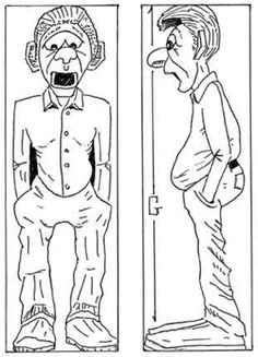 free wood carving caricature patterns - Google Search