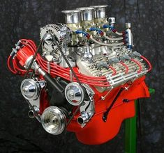 Nothing ruins the look of a Vintage Flathead more than hanging a late model alternator on it. Motor Engine, Car Engine, Street Rods For Sale, Crate Engines, Performance Engines, Ford Trucks, Hot Cars, Custom Cars, Motor Car